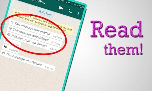 How to read deleted Whatsapp messages on Android in simple steps