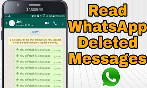 Read deleted WhatsApp messages with this simple trick
