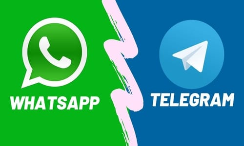 WhatsApp Vs Telegram- Which App is Better For Messaging {Comparison}