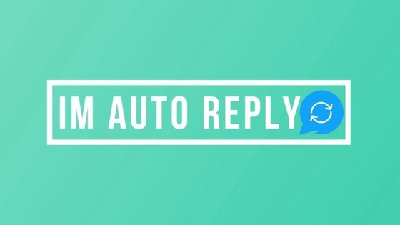 5 Best Automatic Reply Apps for Android- WhatsApp Mod
