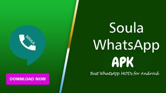 Download Mod Soula WhatsApp Apk for android