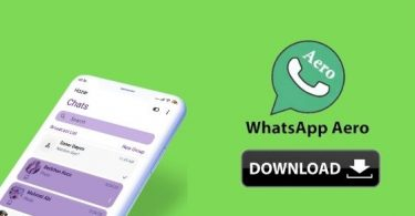 Download WhatsApp Aero APK For Android Latest Version APK Anti-Ban