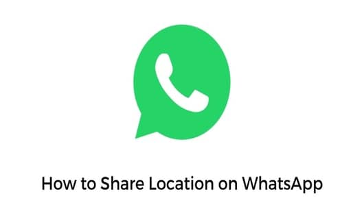 How to Share location in Whatsapp For Android & iOS Users