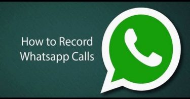 How to Record WhatsApp video call on Android & iOS