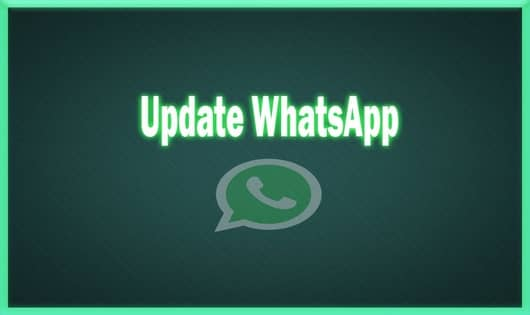 How to Update WhatsApp on Android to the latest version